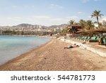 eilat  israel. december 15 ... | Shutterstock . vector #544781773