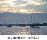 sheepshead bay  brooklyn  new... | Shutterstock . vector #544827