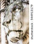 Lion sculpture at the Feldherrnhalle (Field Marshall