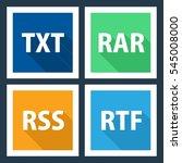 txt  rar  rss  rtf.  file...