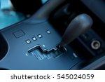 car interior | Shutterstock . vector #545024059