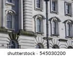 stockport town hall | Shutterstock . vector #545030200