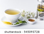 Green Tea In Cup