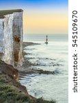 Beachy Head Light House And...