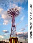 Historic Parachute Jump...