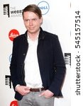 Small photo of NEW YORK-MAY 19: Quizup CEO, Thor Fridrinksson attends the 18th Annual Webby Awards at Cipriani Wall Street on May 19, 2014 in New York City.