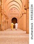 north africa  morocco marrakech ... | Shutterstock . vector #545182234