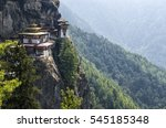 Taktshang Monastery  Bhutan  ...