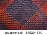 Pattern Of Red  Orange And...