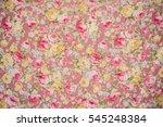 cloth pattern . | Shutterstock . vector #545248384
