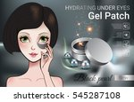 hydrating under eye gel patches ...