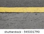 white mug on wooden brown table....   Shutterstock . vector #545331790