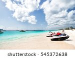 bridgetown  barbados   december ... | Shutterstock . vector #545372638