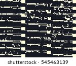 abstract grunge vector... | Shutterstock .eps vector #545463139