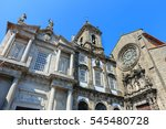 Baroque Main Portal And Gothic...