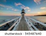 Marshall Point Lighthouse...