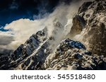 ortler valey | Shutterstock . vector #545518480