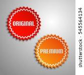 original   premium special... | Shutterstock .eps vector #545564134