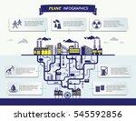 plant infographics vector...   Shutterstock .eps vector #545592856