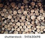 Logs Pattern Background