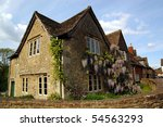 Lacock Village House  England