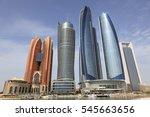 abu dhabi  united arab emirates   Shutterstock . vector #545663656