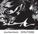 marble silver texture seamless... | Shutterstock .eps vector #545673088