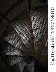 light and shadow of steel...   Shutterstock . vector #545718010