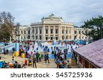 Vienna  Austria  February 2016...