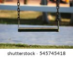 old swing | Shutterstock . vector #545745418
