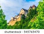 gutenberg castle in the... | Shutterstock . vector #545765470
