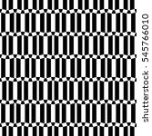 repeated black geometric... | Shutterstock .eps vector #545766010