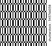 repeated black geometric... | Shutterstock .eps vector #545766058