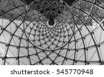 whirl architecture rooftop in... | Shutterstock . vector #545770948