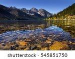twin lakes near bridgeport  ca. ...   Shutterstock . vector #545851750