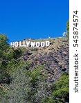 hollywood california   december ...   Shutterstock . vector #545874574
