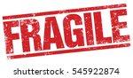 fragile stamp   Shutterstock .eps vector #545922874