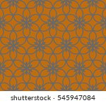 modern geometric seamless... | Shutterstock .eps vector #545947084