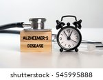 Small photo of ALZHEIMER'S DISEASE