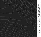 topographic map background... | Shutterstock .eps vector #546016126