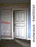 Vintage Door Letting A Small...