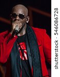 r. kelly performs on stage at...   Shutterstock . vector #546086728