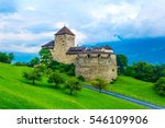 gutenberg castle in the... | Shutterstock . vector #546109906