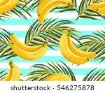beautiful hand drawn pattern... | Shutterstock .eps vector #546275878