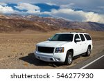 The Suv Offroad Vehicle At...