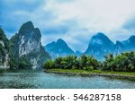 Karst Mountains And Lijiang...