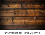 sunburned and weathered planks... | Shutterstock . vector #546294946