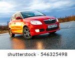 novyy urengoy  russia   may 26  ... | Shutterstock . vector #546325498