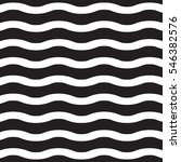 vector white wavy lines on a... | Shutterstock .eps vector #546382576