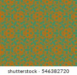 modern geometric seamless... | Shutterstock .eps vector #546382720